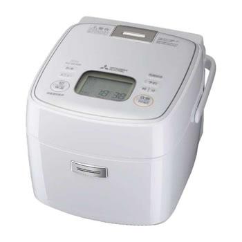 三菱【MITSUBISHI】3.5合 IHジャー炊飯器 ピュアホワイト NJ-SEA06-W★【NJSEA06W】