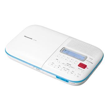 パナソニック【Panasonic】CD語学学習機 CDプレーヤー SL-ES1-W★【SLES1W】