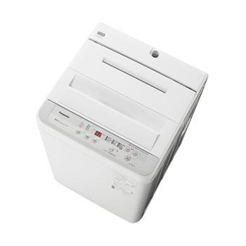 パナソニック【Panasonic】6.0kg 全自動洗濯機 シルバー NA-F60B13-S★【NAF60B13S】