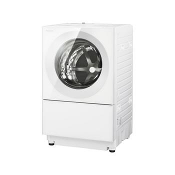 パナソニック【代引・日時指定不可】右開き 洗濯7kg ななめドラム洗濯乾燥機 NA-VG740R-W★【Cuble】