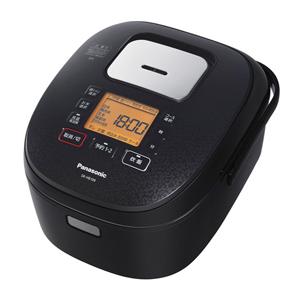 パナソニック【Panasonic】5.5合 IHジャー炊飯器 ブラック SR-HB109-K★【SRHB109K】