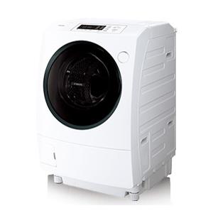 東芝【代引・日時指定不可】洗濯9kg・乾燥5kg ドラム式洗濯乾燥機 ZABOON TW-95G8L-W★【TW95G8L】