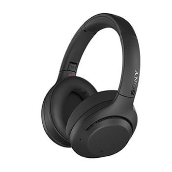 ソニー【ヘッドホン】ワイヤレスノイズキャンセリングステレオヘッドセット WH-XB900N-B★【ブラック】