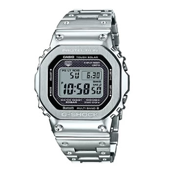カシオ【国内正規品】G-SHOCK デジタル電波ソーラー腕時計 GMW-B5000D-1JF★【GMWB5000D1JF】