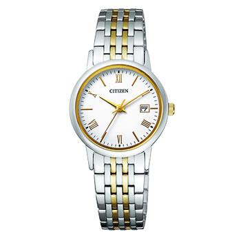 シチズン【CITIZEN】コレクション エコ・ドライブ腕時計 EW1584-59C★【EW1584】