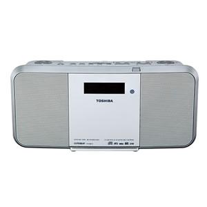 東芝【TOSHIBA】SD/USB/CDラジオ TY-CRX71-W★【TYCRX71】