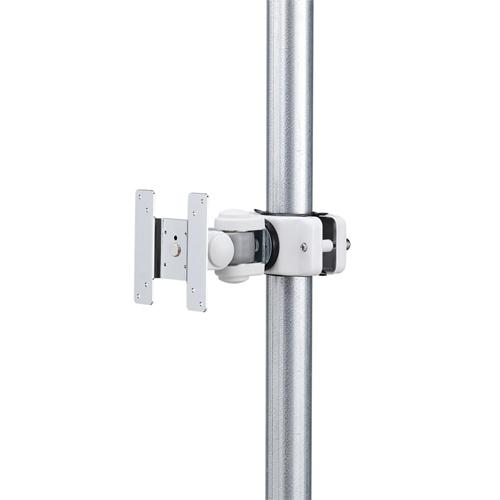 サンワサプライ【SanwaSupply】支柱取付け液晶モニタアームCR-LA353★【CRLA353】