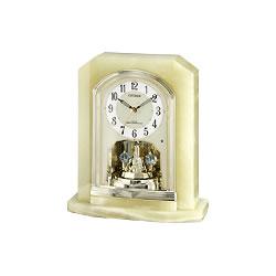 バーゲンセール リズム時計工業 シチズン パルラフィーネR691 電波置時計 4RY691-005 1着でも送料無料