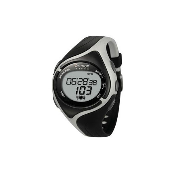 【11日エントリーでポイント3倍】【送料無料】オレゴン 腕時計 心拍計 SE-188 【HD】【TC】 (チェストベルト付き タッチパネル) 収納ケース 収納ボックス