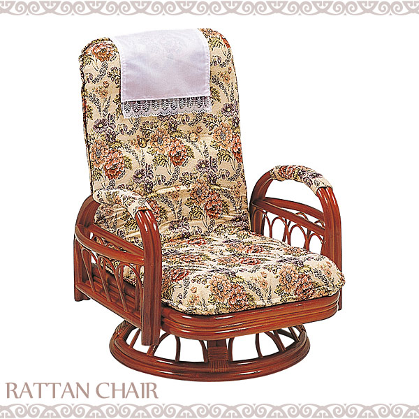 【TD】ギア回転座椅子 RZ-922いす イス チェア フロアチェア チェアー【代引不可】【HH】【送料無料】