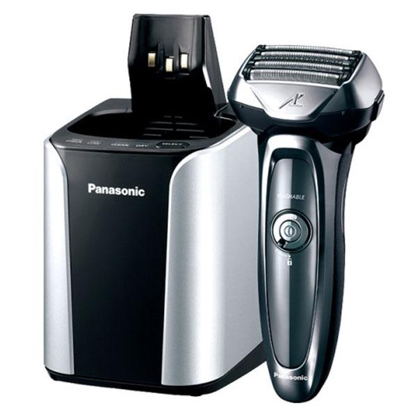 【送料無料】パナソニック〔Panasonic〕 メンズシェーバー ラムダッシュ 5枚刃 ES-LV96-S シルバー調【髭剃り 電気シェーバー】【D】