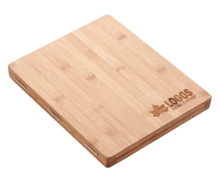 Bamboo大きいまな板(50×30.5cm) 81280005折りたたみ コンパクト 竹 まな板 キャンプ アウトドア 木製 おしゃれ LOGOS 折りたたみまな板 折りたたみ木製 コンパクトまな板 まな板折りたたみ 木製折りたたみ まな板コンパクト ロゴス