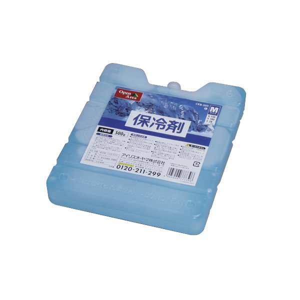 保冷剤ハード CKB-500 アイリスオーヤマ