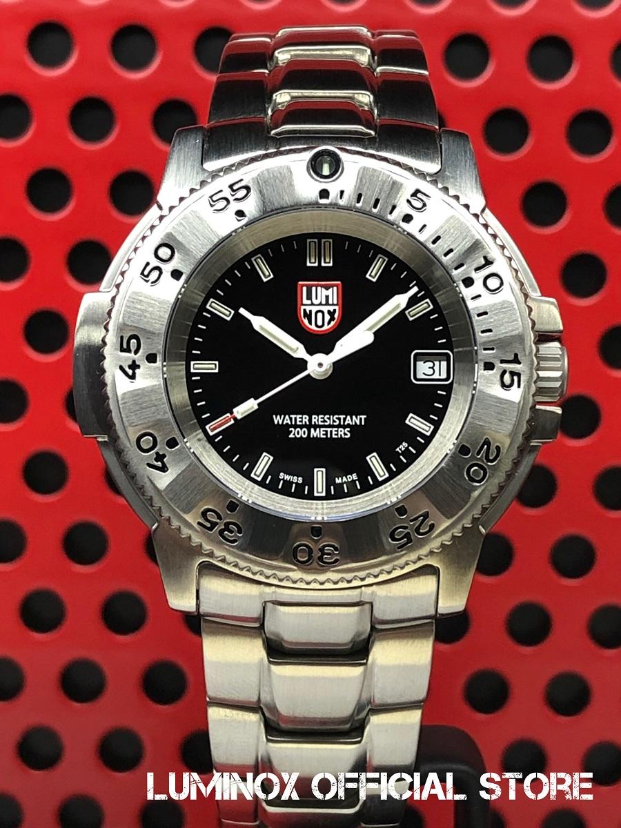 Luminox直営店 NAVY SEAL STEEL 3200 SERIES Ref.3202 JPN LTD [ルミノックス/ネイビーシールズ/復刻/日本限定]