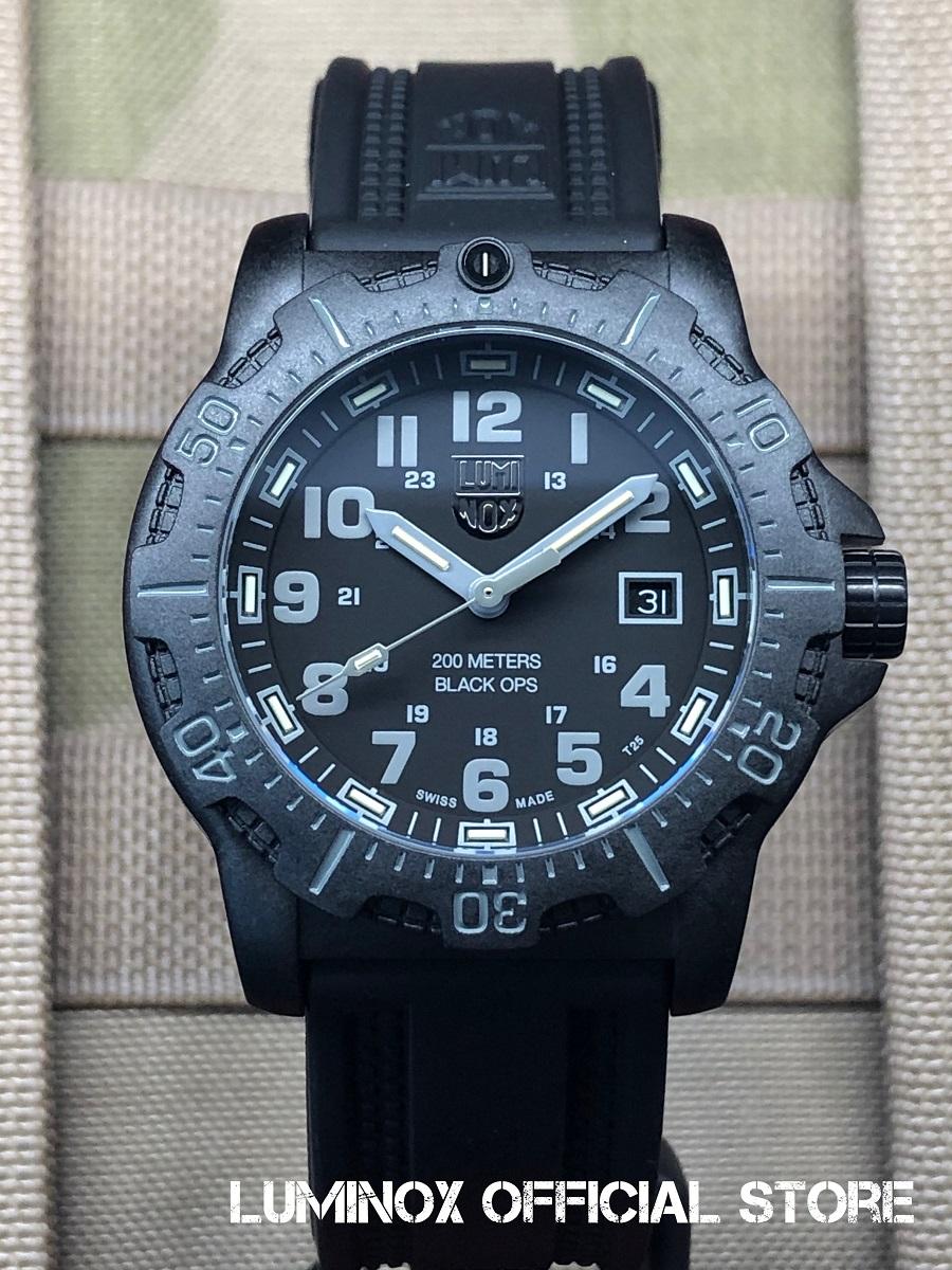 Luminox直営店 BLACK OPS 8880 SERIES Ref.8881.BLACK OPS[ルミノックス/ブラックオプスシリーズ/日本限定/限定本数200本]