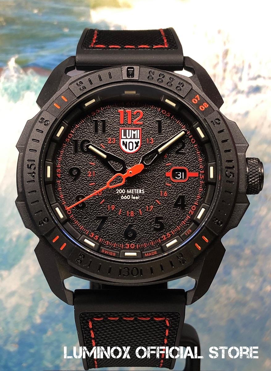 Luminox直営店 ICE-SAR ARCTIC 1000 SERIES Ref.1002[1000シリーズ/アイスサー/アイスランド/レスキュー/山岳救助隊/ルミノックス/ミリタリーウォッチ/防水/軽量/発光/日本正規保証]