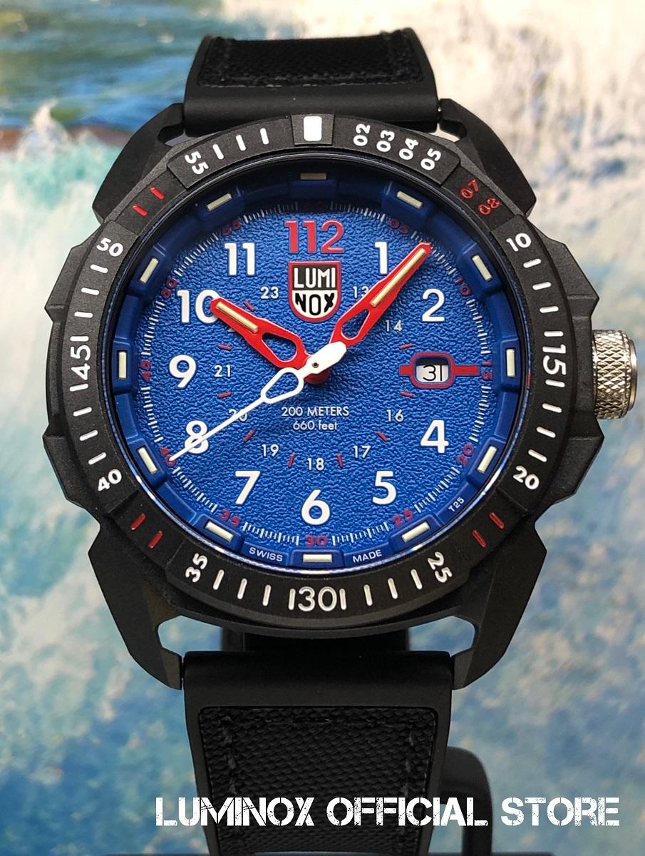 Luminox直営店 ICE-SAR ARCTIC 1000 SERIES Ref.1003[1000シリーズ/アイスサー/アイスランド/レスキュー/山岳救助隊/ルミノックス/ミリタリーウォッチ/防水/軽量/発光/日本正規保証]