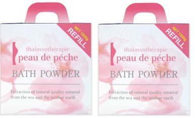 ポードペシェバスパウダー 買取 早割クーポン 350g入 海水と岩塩から抽出の天然ミネラル入浴剤
