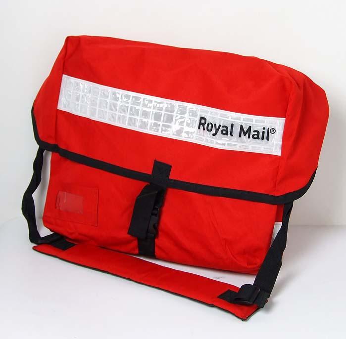 英国,皇家的邮件,送货上门包(附近新)