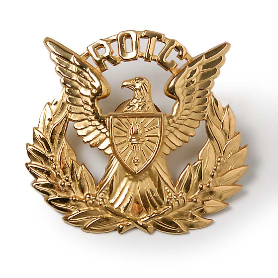 [正規販売店] アメリカ軍 US.ARMY ROTC 17NA- 新品 キャップバッジ バースデー 記念日 ギフト 贈物 お勧め 通販