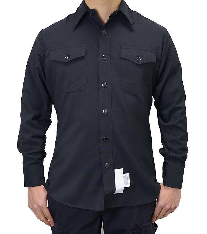 US.NAVY.黑色衬衫(新货)军事