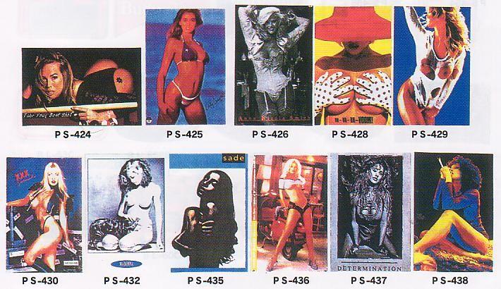 アメリカンガール 送料無料カード決済可能 セクシー ポスター 424-438 新品 タイムセール