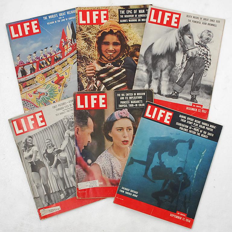 50年代ライフマガジン USED セール特価 115 日本正規代理店品