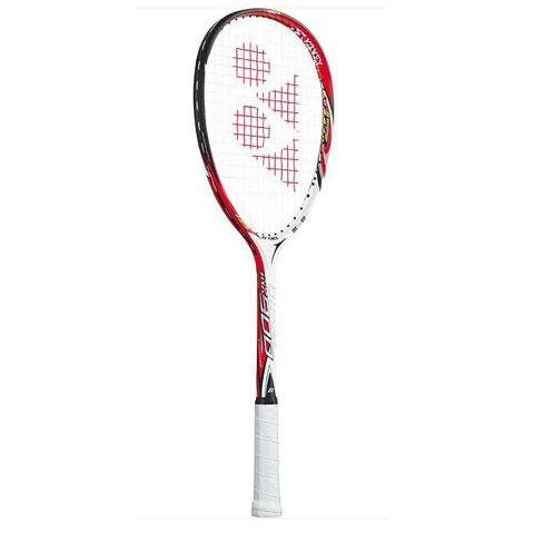 【廃番】YONEX(ヨネックス)アイネクステージ900軟式テニスラケットフレームのみUL1サイズレッドINX900-001-UL1【16☆】●●