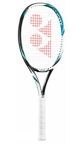 【14000円均一】【廃番】【グリップサイズG0のみ】ヨネックス(YONEX)硬式テニスラケットフレームのみホワイト×ターコイズVCS-682-G0【13☆】