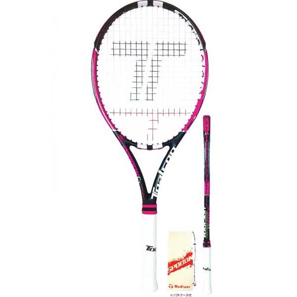 【送料無料】TOALSON(トアルソン)スプーン イージー 102硬式テニスラケット1DR8060【15☆ヤフ】【発】●●