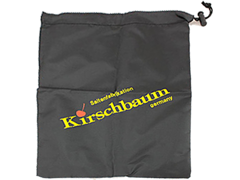 数量限定 よりどり5個でメール便送料無料 送料無料 Kirschbaum 定番 お買い得品 シューズ袋ブラックKB-50-BK キルシュバウム