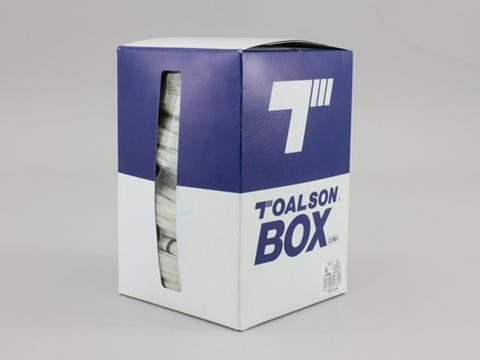 【15000円均一】【廃番】TOALSON(トアルソン)アスタリズム 130 MILD BOX(22張)7843010N ●●