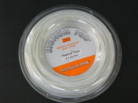 【送料無料】SIGNUM PRO(シグナム プロ)Plasma Pure1.23(プラズマ ピュア1.23)ロールSIG-P-123-ROLL