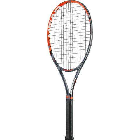 【9000円均一】HEAD(ヘッド)スパーク・プロ オレンジ硬式テニスラケット張上げ済G2サイズ234636-2【17☆】●●