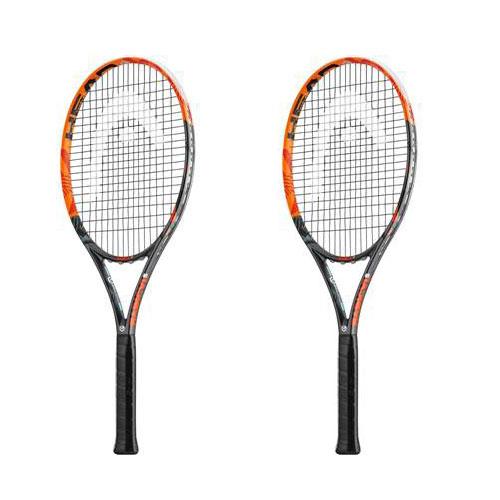 (テニス テニスラケット ラケット G3 硬式) 【33000円均一】【廃番 追】HEAD (ヘッド)GRAPHENE XT RADICAL S硬式テニスラケット2本セットグリップサイズ 3230236-G3-2SET【18★ヤフ】●●