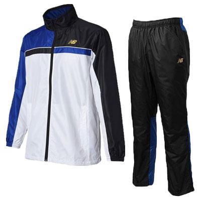 【送料無料】new balance(ニューバランス)メンズベーシックウインドジャケット・パンツ上下セットチームローヤルJMJT7613-JMPT7614-TRY【17★】●●