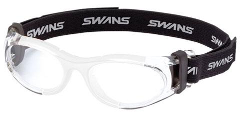 【送料無料】SWANS(スワンズ)オーダーメイド 度付アイガード度付きレンズセットクリアSVS501-CLA【定番】●●