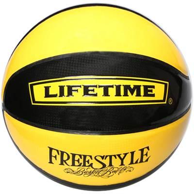 バスケットボール 評判 ボール 球 アクセサリー よりどり3個以上で各200円引き 待望 グローバルSTREET-33バスケットボール3ON3専用7号球イエロー×ブラックSBBFR-YBK 送料無料 19☆