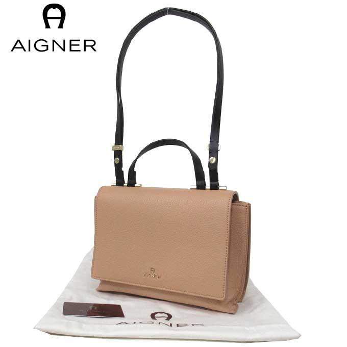 ドイツの高級ファッションブランド ラッピング対応 12時まで即日発送 日 除く アイグナー ブティック AIGNER 価格 交渉 送料無料 ショルダーバッグ クロスボディー ハンドル付き Evita レディース レザー 最安値 132149-717 Vacchetta ギフト