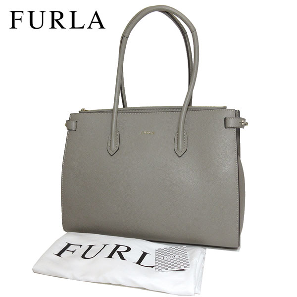 フルラ FURLA ブティック ハンドバッグ 942217 レザーバッグ B BLS0 OAS PIN / SABBIA b 【カード分割】【レディース】