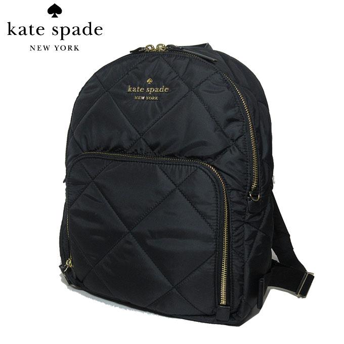 ケイト・スペード ブティック kate spade ショルダーバッグ PXRU9296 キルティング調 ナイロン リュック hartley / watson lane quilted / black(001):ブラック【カード分割】【レディース】