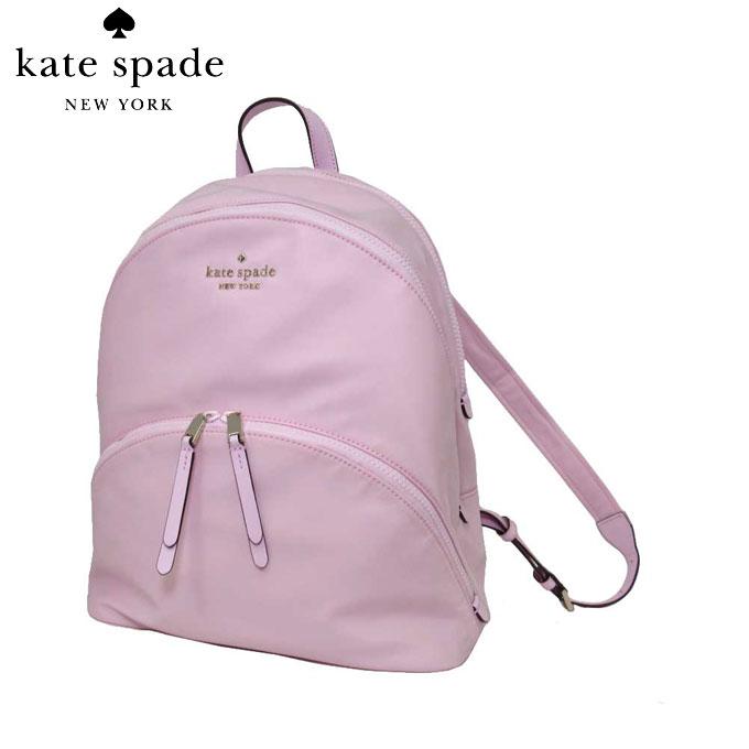 ケイトスペード アウトレット kate spade ショルダーバッグ WKRU6585-669 カリッサ ナイロン バックパック / リュック large backpack / karissa nylon / srndptypnk(669):ライトピンク系【レディース】
