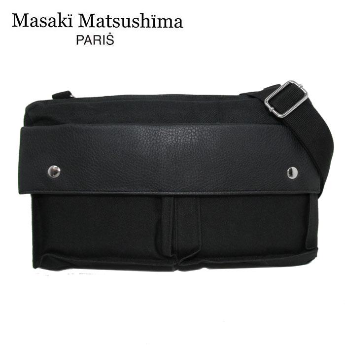 新品 マサキ マツシマ ギフト 即納 \1000円OFF 毎日続々入荷 クーポン配布中 MATSUSHIMA PARIS ショルダーバッグ HH-MM0122 スーパーセール メンズ MASAKI ショルダー