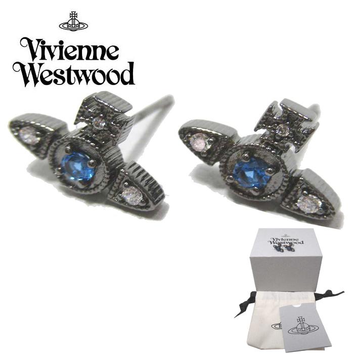 新品 ヴィヴィアン Vivienne Westwood 人気ブランド 即納 ヴィヴィアンウエストウッド ピアス イヤリング 保証 レディース 4 ラインストーン オーブ 数量は多 送料無料 ギフト アクセサリー BE626538 ガンメタ