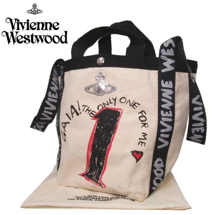 70%OFFアウトレット 新品 ヴィヴィアン Vivienne Westwood ついに入荷 人気ブランド 即納 ヴィヴィアンウエストウッド トートバッグ レディース 42010045 ギフト キャンバス 11763 ガイア 2WAYバッグ C402 ET 送料無料 肩がけ
