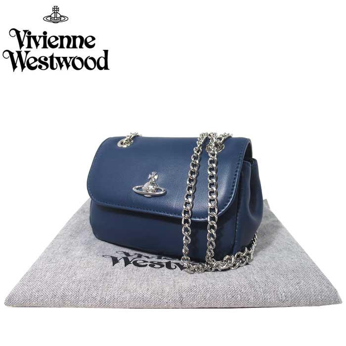 新品 新作送料無料 ヴィヴィアン Vivienne Westwood 人気ブランド 即納 ヴィヴィアンウエストウッド ショルダーバッグ レディース 52020053 41487 斜め掛け K401 パース ギフト チェーン デポー 肩掛け ミニバッグ 送料無料 スモール