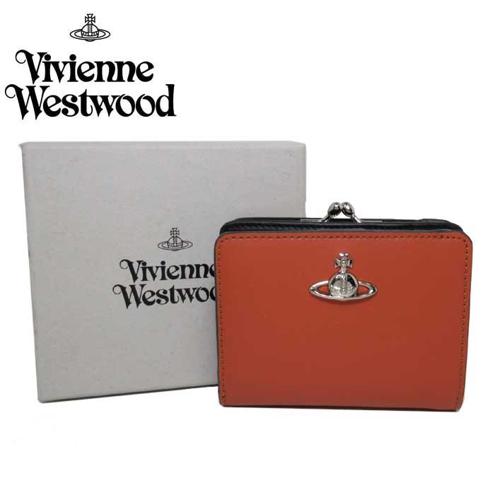 ☆ 12時まで即日発送 日曜定休日 ヴィヴィアンウエストウッド 財布 レディース 51010020 トラスト 40242 F402 Vivienne アレックス ウォレット 送料無料 Westwood フレーム ウィズ 二つ折り財布 激安 ポケット