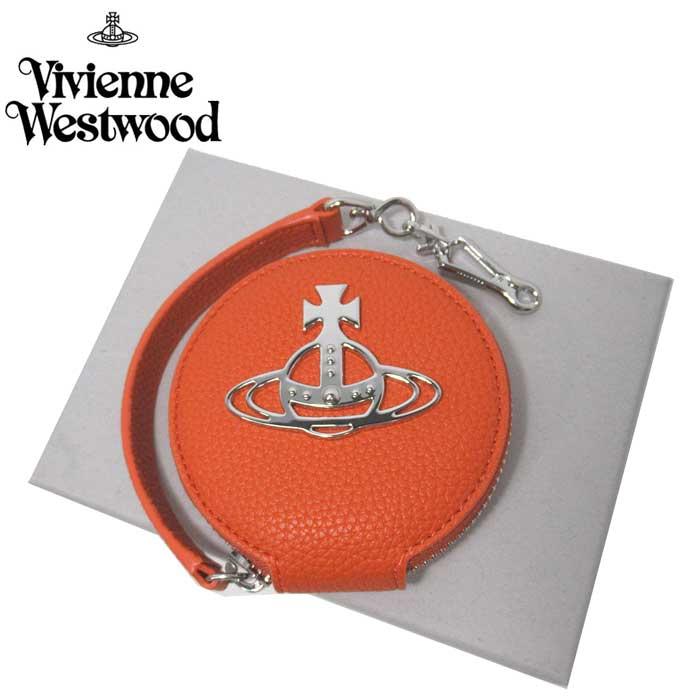 新品 ヴィヴィアン Vivienne Westwood スーパーセール期間限定 人気ブランド 即納 ヴィヴィアンウエストウッド 財布 レディース 51070016 01229 ヴィーガンフェイクレザー コインケース ジップ ギフト 送料無料 F402 ストラップ付 オーブ 上等 小銭入れ ファスナー