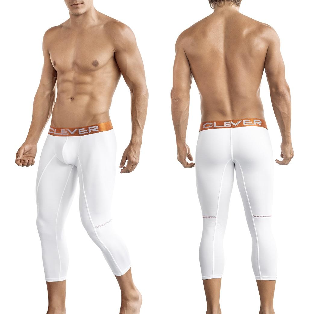クレバー パワースポーツパンツ ホワイト ブラック Power Pant WhiteBlack 実物 春の新作 031601 031611 Sport