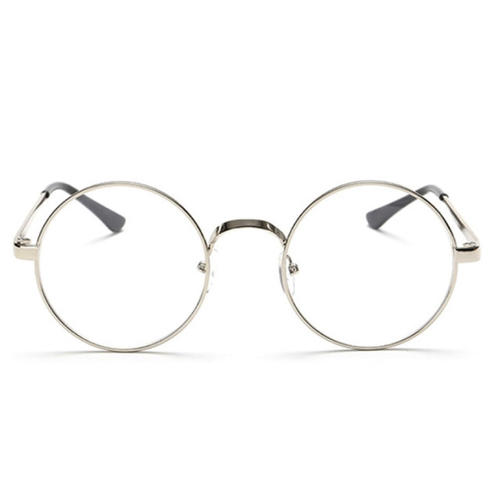 c48045dd33c The circle glasses metal frame delicateness that fashion round type Date  glasses simple dandy glasses uncle glasses sport glasses black edge glasses  are ...
